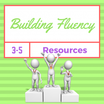 Building Fluency Resources