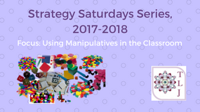 Strategy Saturday Series